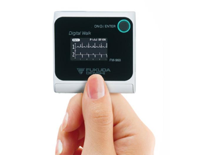 24時間心電図記録器FM-960(ホルター心電図)