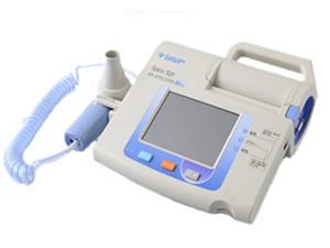 電⼦式診断⽤スパオロメータ(SP-370COPD肺Perプラス)