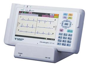 携帯型⼼電計ESP-350