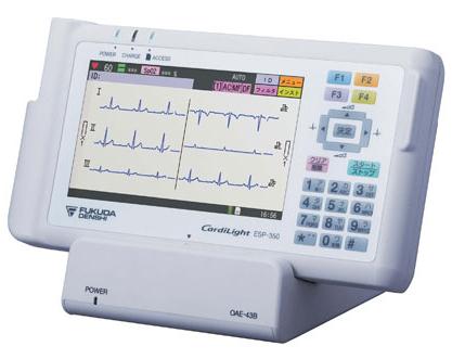 携帯型心電計 ESP-350