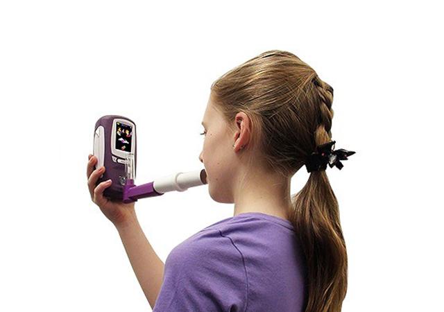 呼気⼀酸化窒素検査器(呼気NOモニターNobreath)