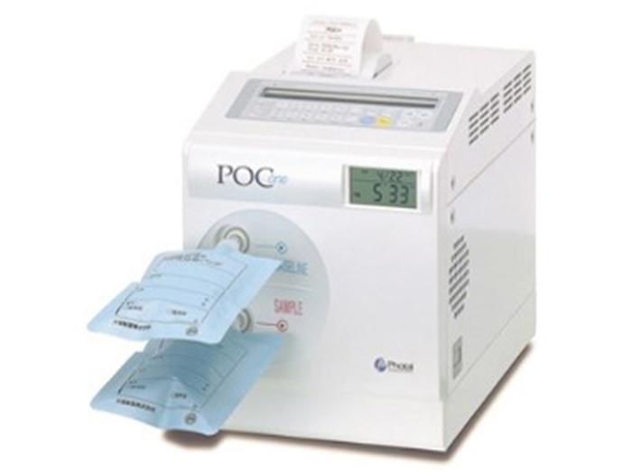 ピロリ菌検査器(尿素呼気検査器:ポックワン)