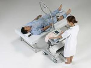 ⾎圧脈波検査装置(動脈硬化検査)