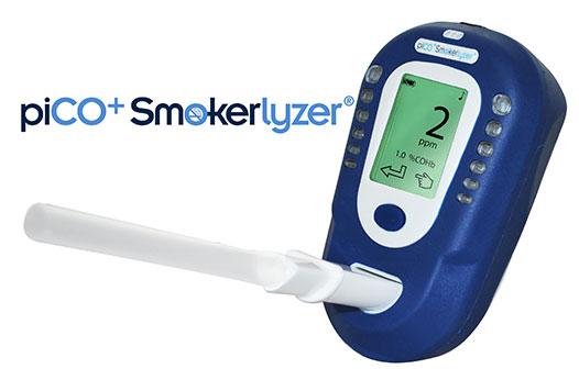 スモーカーライザー(呼気中一酸化炭素濃度測定器)