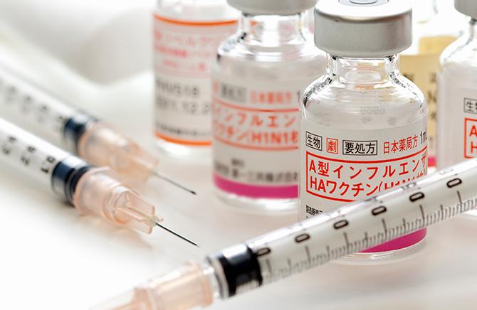 予防接種・予防療法
